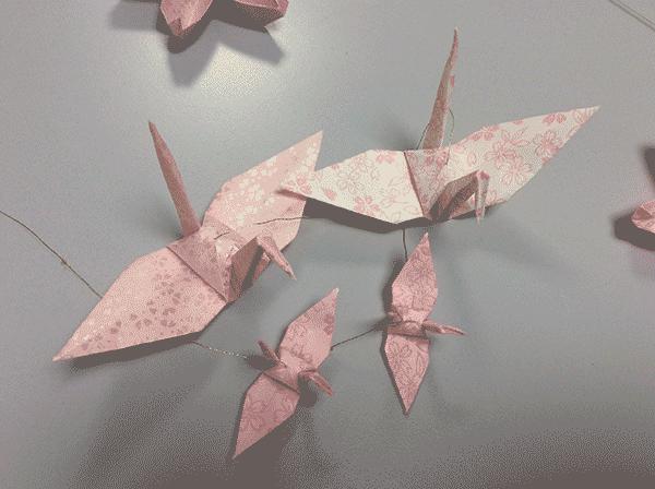 Atelier Origami – Fête de fin d'année à SNG France