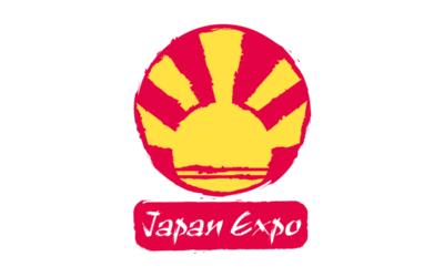 Retrouvez-nous à Japan Expo 2018