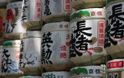 La révolution du saké