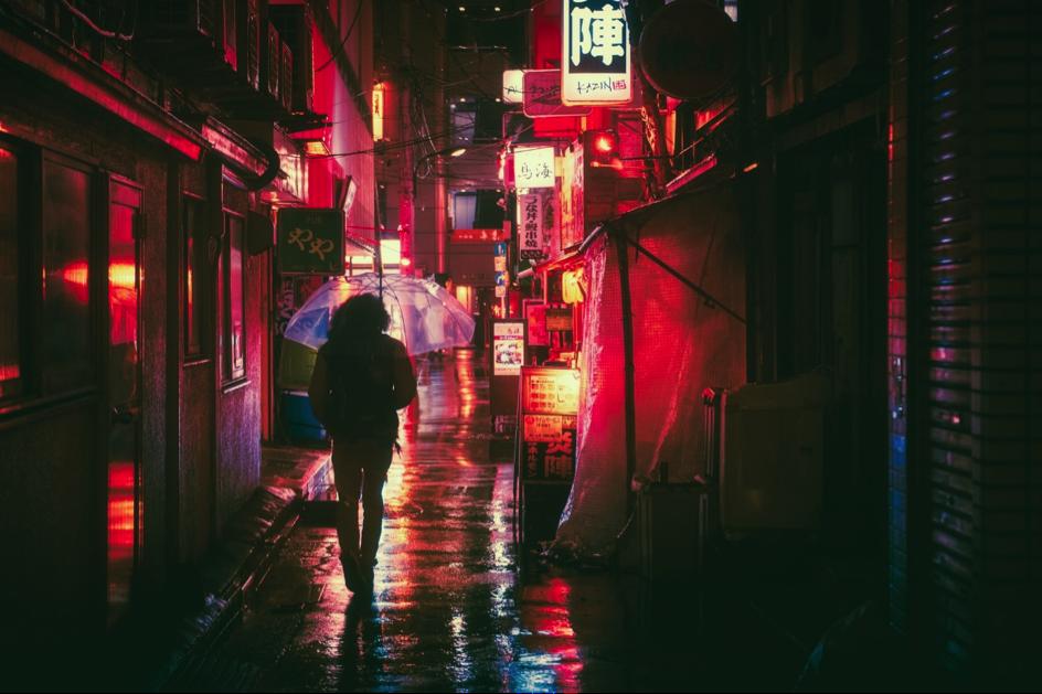 Les Izakaya (bars traditionnels japonais) fourmillent dans les rues japonaises, autant d'endroits pour déguster du saké