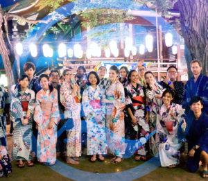 Summer Course Sejour Linguistique d'ete a Tokyo