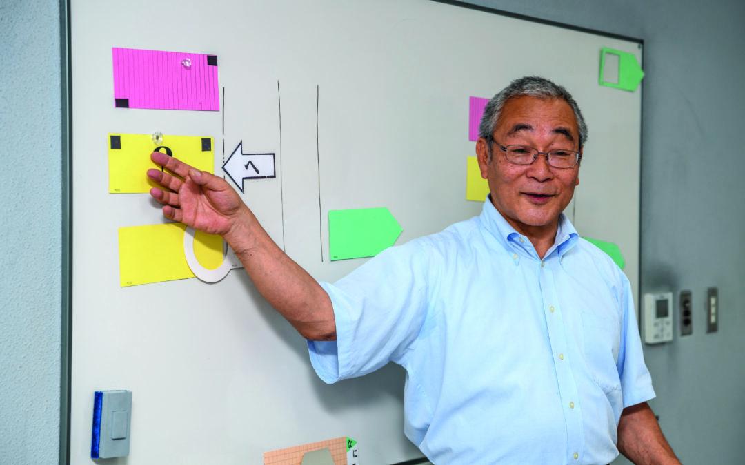 Intervention exceptionnelle de Takahide EZOE 'L'enseignement du japonais : enjeux actuels et défis à venir'